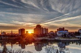 voyage à Saskatoon