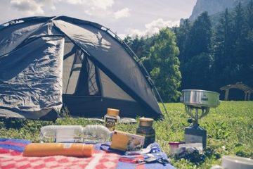 vacances - camping