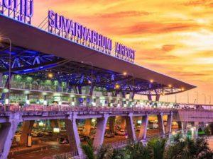 Suvarnabhumi-aeroport-thailande