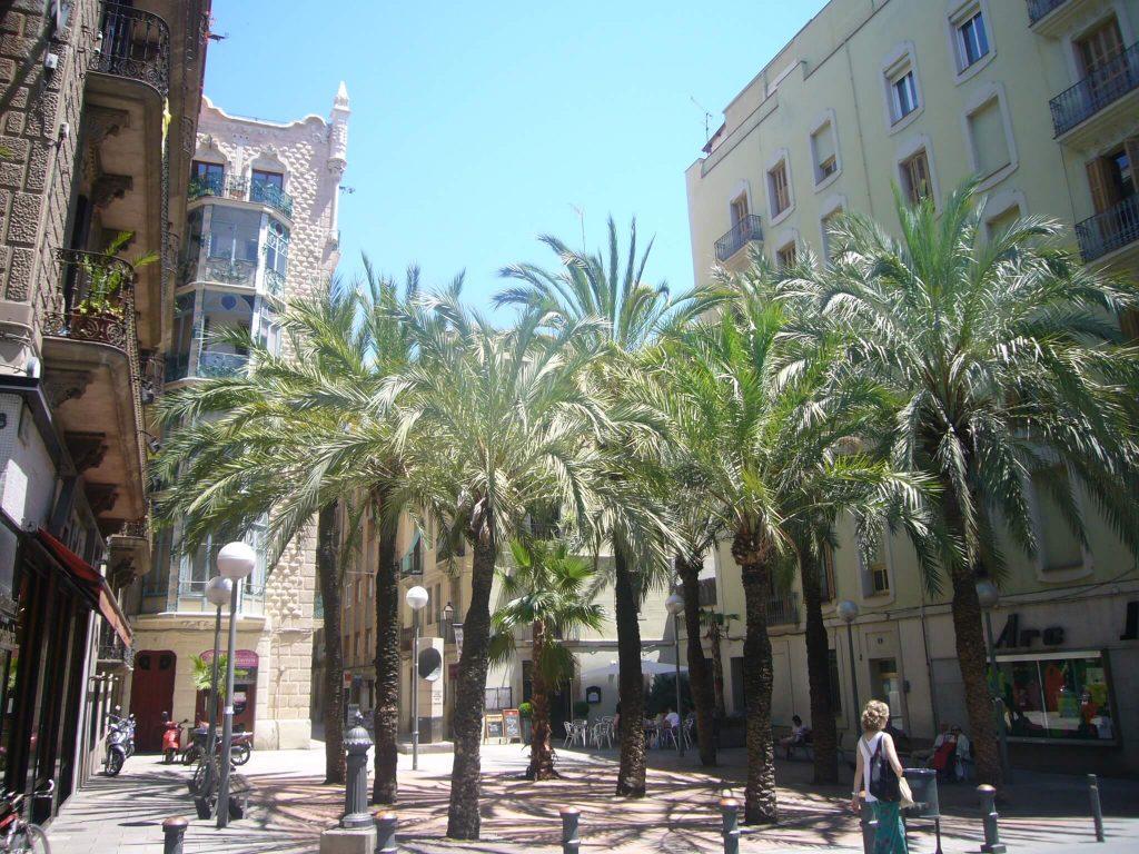 Plaça_de_Trilla_-_Gràcia_-_Barcelona (1)