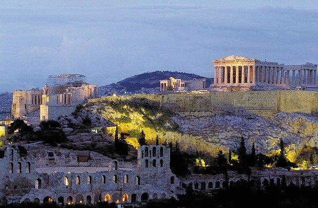 voyager en athenes