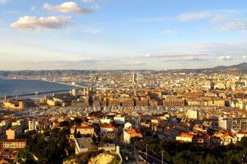 Vvacance à Marseille