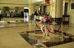 reception-hôtel