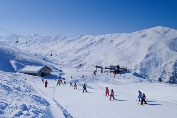 station ski
