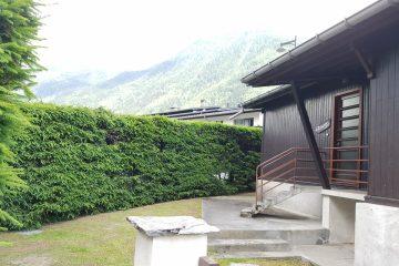 hébergements Chamonix