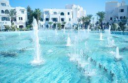 magnifique piscine de vacances